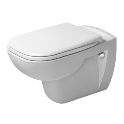 D-Code Pack WC suspendu cuvette avec abattant SoftClose (45350900A1)