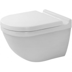 WC suspendu Duravit Rimless Starck 3 (45270900A1)