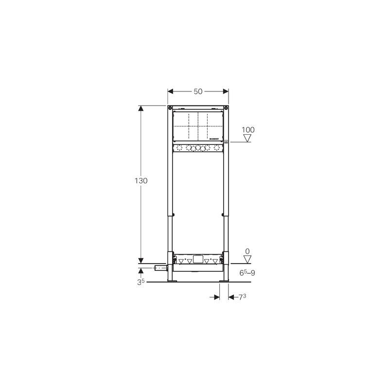 hauteur douche simple hauteur mitigeur douche et hauteur. Black Bedroom Furniture Sets. Home Design Ideas