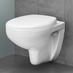 Grohe Bau Ceramic Cuvette WC suspendue, blanc alpin (39427000)