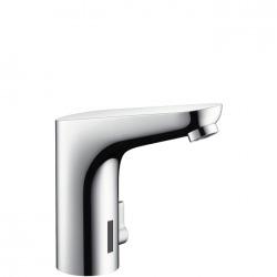 Focus Mitigeur lavabo électronique avec manette de réglage de température