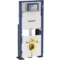 Bâti-support Duofix pour WC suspendu 112 cm, réservoir à encastrer Sigma 12 cm, autoportant renforcé (111.380.00.5)