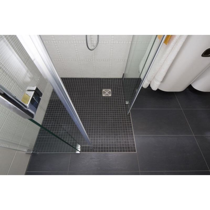 Receveur rectangulaire 160x90 wedi fundo primo 073735151 livea sanitaire sas - Receveur a carreler 160x90 ...