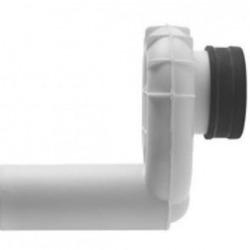 Accessoires Siphon 0,5 - 4 L, évacuation horizontale (cachée)