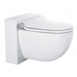 Sensia IGS WC lavant suspendu pour réservoirs de chasse encastrés, Blanc alpin (39111SH0)