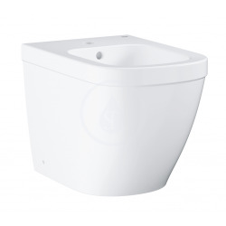 Grohe Euro Ceramic Bidet à poser avec PureGuard, Blanc alpin (3934000H)