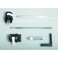 Fixation TESI/CONNECT AIR -KIT FIXATIONS CUV SUSP - IDEAL STANDARD Réf. TT0299598