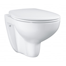 Bau Ceramic WC suspendu, blanc alpin (39351000)