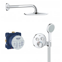 Grohtherm SmartControl Set de douche 210mm (34743000)