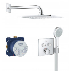 Grohtherm SmartControl Set de douche 254mm (34742000)