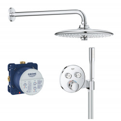 Grohtherm SmartControl Set de douche  260 mm (34744000)