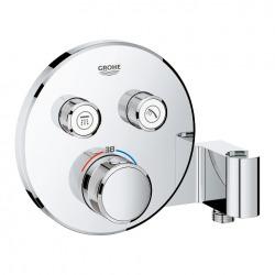 Grohtherm SmartControl Set de douche 260 mm (34744000)