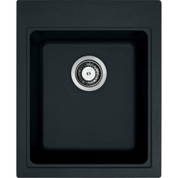 Franke KUBUS - Fragranit+ Onyx Evier KSG 218, 425x520 mm (114.0284.914)