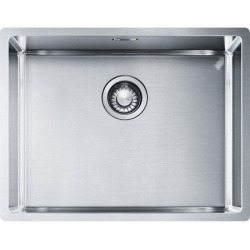 BOX - Stainless steel sink BXX 210 / 110-54, 580 x 450 mm, siphon (127.0395.015)