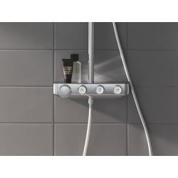 Euphoria SmartControl System 310 Cube Duo Colonne de douche thermostatique (26508000)