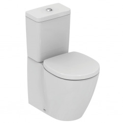 Pack WC à poser - Ideal Standard Connect Space avec abattant softclose E129801