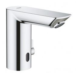 Bau Cosmopolitan E Mitigeur lavabo infrarouge 1/2″ avec limiteur de température ajustable, Chromé (36453000)