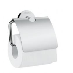 Hansgrohe Logis Universal Porte-papier toilette, Chrome (41723000)