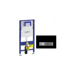 Pack DuoFix 320 + Plaque de Commande Sigma 50 Noire (SETUP320-PRO10)