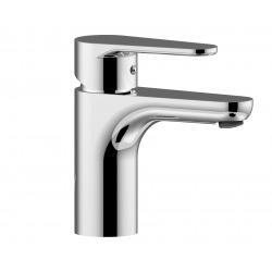 Paffoni - Mitigeur lavabo sans tirette ni vidage économiseur d'eau (GR071CR-ES)