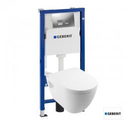 Geberit Rimless Geberit Pack Bati WC (39186rimless-GEB2)