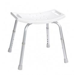 Tabouret SAPHO, hauteur réglable, blanc (A00601101)