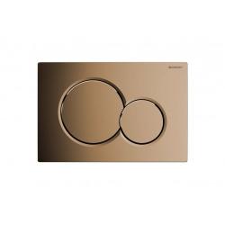 Plaque de déclenchement Sigma01 pour rinçage double touche (115.770.DT.5)
