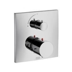 STARCK X - Set de finition pour thermostatique encastre avec robinet d'arrêt (10706000)
