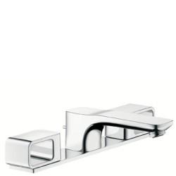 URQUIOLA - Mélangeur lavabo 3 trous 50 avec plaque (11040000)
