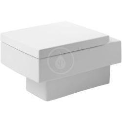 Vero - Cuvette suspendue à fond creux, 1370x540mm, blanc (2217090064)