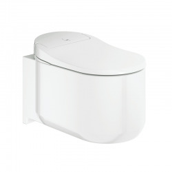 Rapid SL + Sensia Arena WC lavant suspendu + Sensia Arena Kit d'installation pour chasse automatique (Sensia-SET)