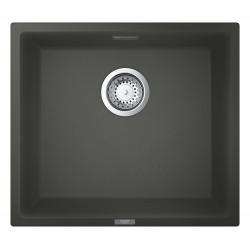 Grohe K700 Evier de Cuisine à encastrer par dessous Quartz Gris Granite 457 x 406 (31653AT0)