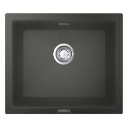Grohe K700 Evier de Cuisine à encastrer par dessous Quartz Gris Granite 457 x 406 (31654AT0)