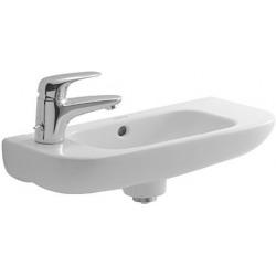 Lavabo DURAVIT D-Code 50x22 cm, blanc