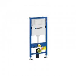 / Villeroy & Boch pack bâti-support UP100 + plaque Delta50 blanche + cuvette O.Novo + abattant softclose (O.NovoGeberit1)