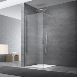 Paroi de douche à l'italienne 90x200 cm Walk-in (WI90)