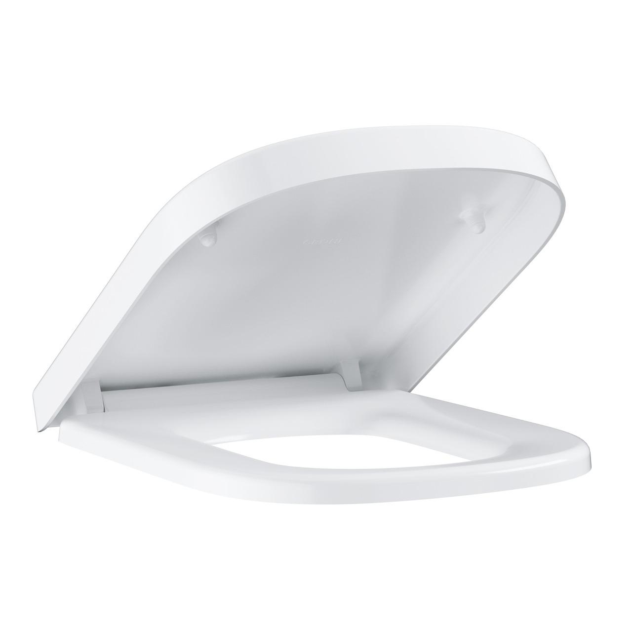 GROHE 39208000 Bidet Suspendu Euro Ceramic Blanc Alpin