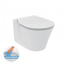 Pack WC Suspendu Connect Air Ideal Standard (E008701)