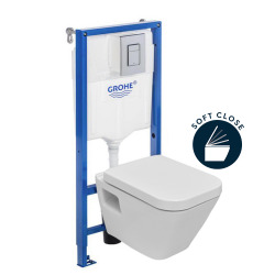 Pack WC complet Grohe - Diagonal
