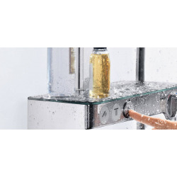 Showerpipe Raindance Select E 300 3jet