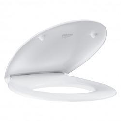 Bau Ceramic Siège WC, blanc (39492000)