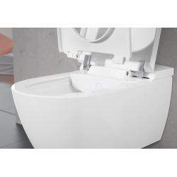 WC lavant ViClean-I 100, technologie sans bride DirectFlush, en CeramicPlus blanc alpin (V0E100R1)