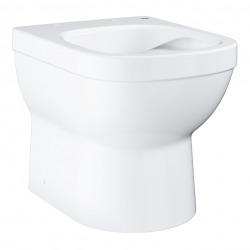 Euro Ceramic WC à poser, blanc alpin (39329000)