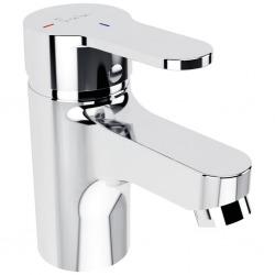 Mitigeur lavabo monotrou C3 Olyos, chromé (D1114AA)