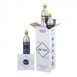 Blue - bouteille de CO2 425 g (40422000)