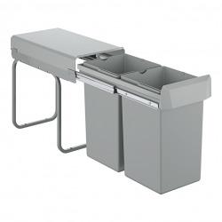 Grohe Blue système de poubelle 30 cm - 15 L / 15 L (40855000)