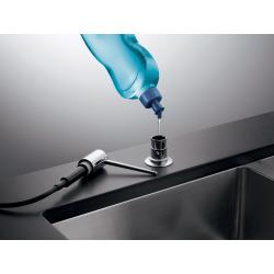 Franke Simple - Distributeur de savon , 500 ml, nickel mat