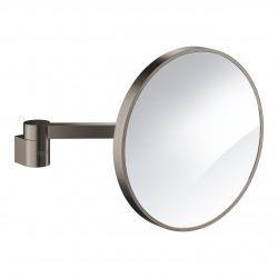 SELECTION Miroir cosmétique hard graphite brossé (41077AL0)