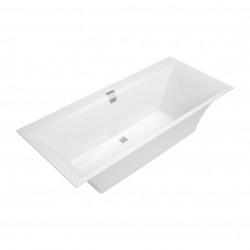 Baignoire Rectangulaire, 1800 x 800 mm, blanc