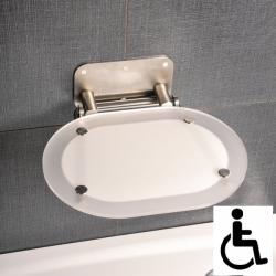 Ovo siège de douche rabattable PMR pour cabine de douche (B8F0000029)